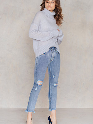 Jeans - Dahli Kendall Cropped Denim Jeans