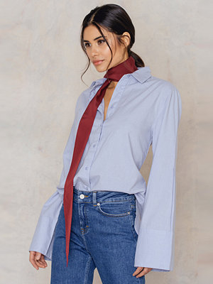 Skjortor - NA-KD Trend Wide Sleeve Shirt