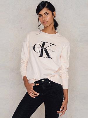 Tröjor - Calvin Klein True Icon Logo Sweatshirt