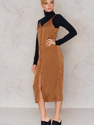 Festklänningar - Dahli Bella Button Down Dress
