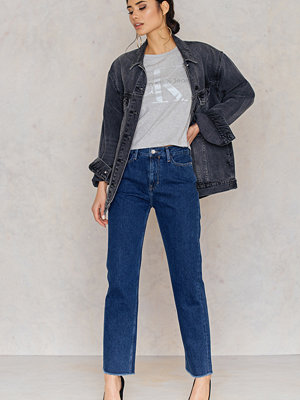 Jeans - Calvin Klein High Rise Straight Jeans