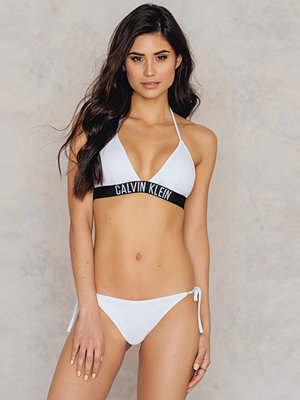 Calvin Klein Cheeky Side Tie String Bikini