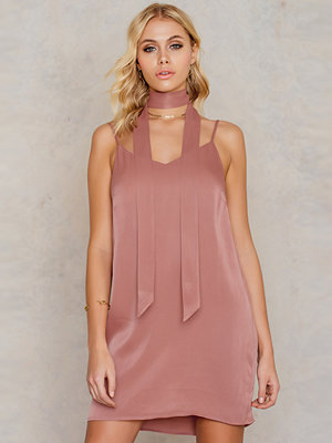 Tranloev Mini Slip Dress with Scarf