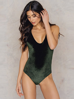 Hot Anatomy Velvet Swimsuit