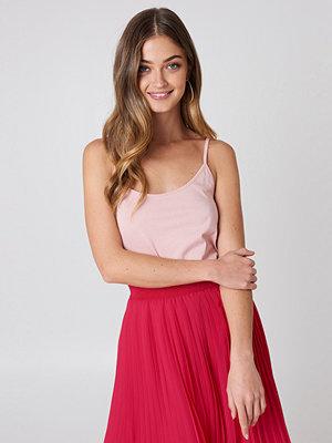 NA-KD Basic Basic Singlet rosa
