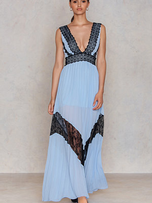 True Decadence V Front Maxi Dress