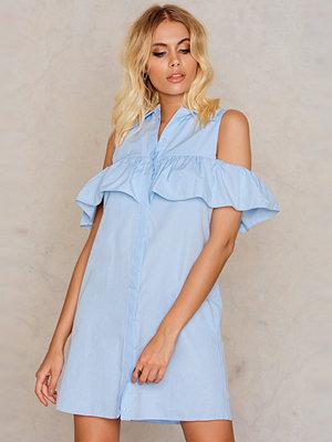 Trendyol Cut Out Frill Dress