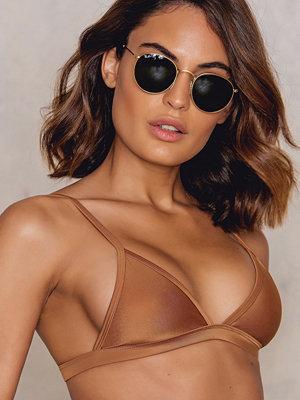 Hot Anatomy Triangle Bikini Top - Bikini