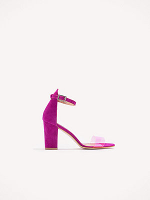 Trendyol Transparent Detailed High Heel