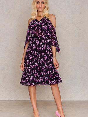 Trendyol Siyah Cold Shoulder Dress multicolor