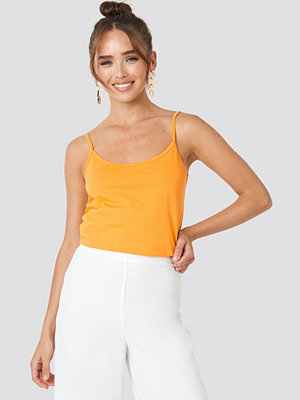 NA-KD Basic Basic Singlet orange