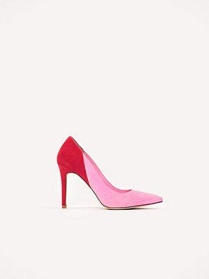 Pumps & klackskor - NA-KD Shoes Block Color Mid Heel Pump