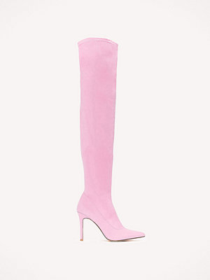 NA-KD Shoes Tight Over Knee Boot - Högklackat