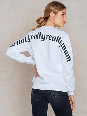 NA-KD Urban What I Really Want Sweater