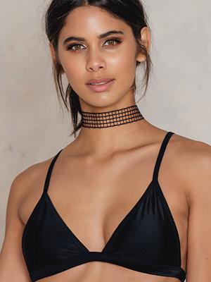 Bikini - Hot Anatomy Triangle Bikini Top svart