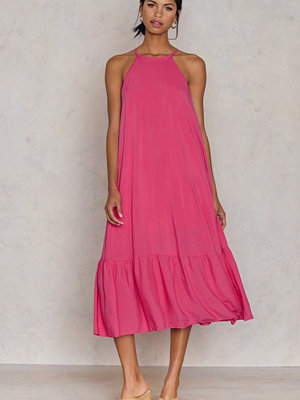 Trendyol Pembe Maxi Dress