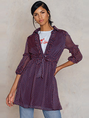 Trendyol Kirmizi Shirt Dress