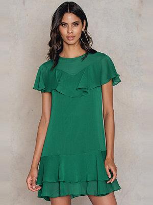 Trendyol Yesil Frill Dress
