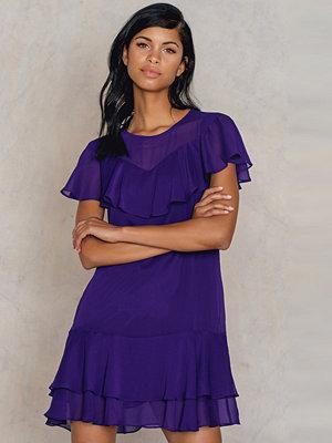 Trendyol Mor Frill Dress