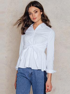 Blusar - Trendyol Ecru Shirt