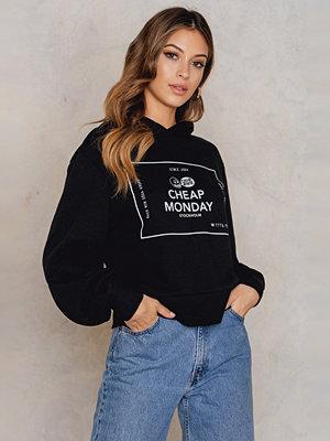 Street & luvtröjor - Cheap Monday Attract Logo Box Hood