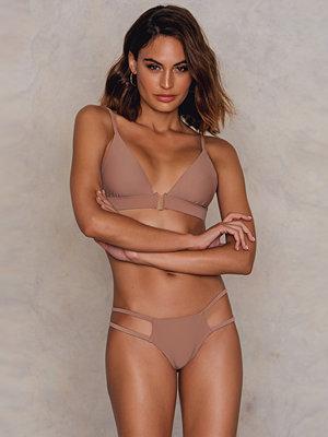 NA-KD Swimwear Strap Bikini Bottom - Bikini