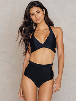 Bikini - NA-KD Swimwear Cut Out High Waist Panty