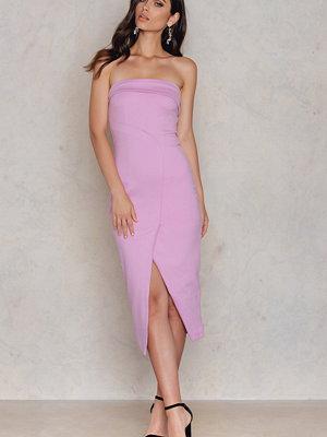 Lavish Alice Bandeau Midi Dress