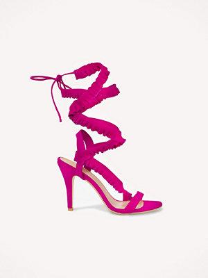 Pumps & klackskor - Lavish Alice Ruffle Stiletto Sandals