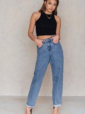 Vanessa Moe x NA-KD Denim Jeans