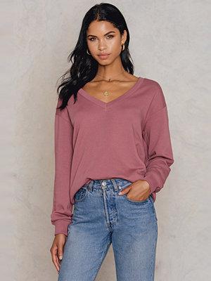 NA-KD Basic V-neck Basic Sweater