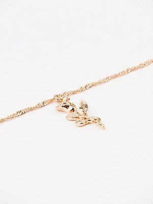 Tranloev Rose Necklace - Smycken