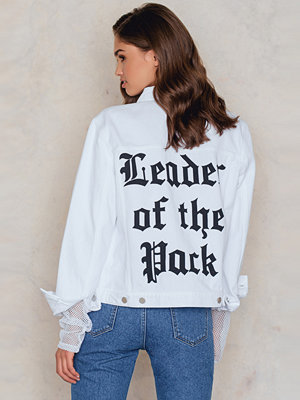 NA-KD Trend Leader Of The Pack Denim Jacket