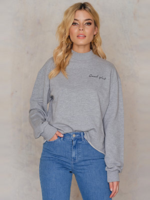 NA-KD Cool Girl Sweatshirt