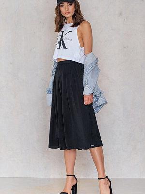 Kjolar - Calvin Klein Kanya Logo Skirt