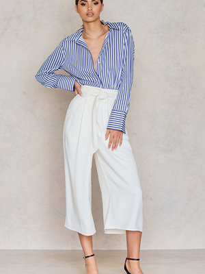 By Malene Birger vita byxor Summer Pants
