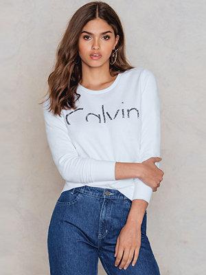 Tröjor - Calvin Klein Hadar CK Logo Top