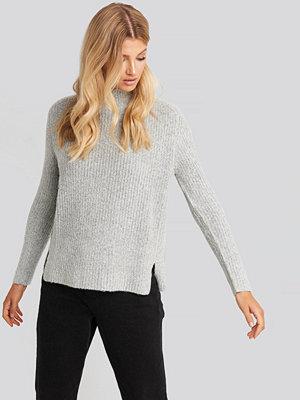 Rut & Circle Marielle knit grå