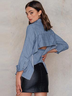 Skjortor - Cheap Monday Airy Denim Shirt