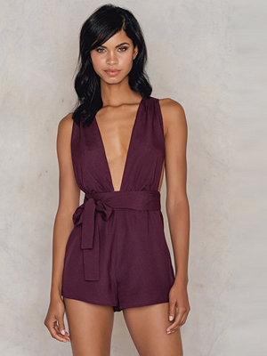 Jumpsuits & playsuits - Roser Thick Cross Back Romper