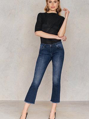 SanneAlexandra Kick Flare Jeans