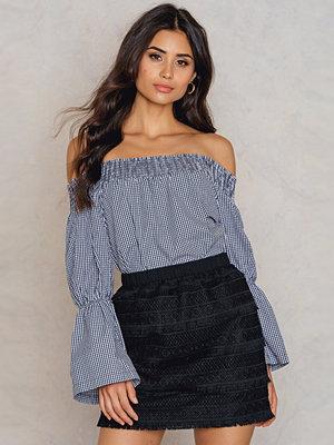 Kjolar - NA-KD Boho Fringed Skirt