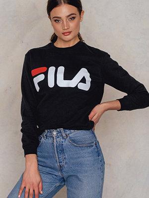 Fila Classic Logo Sweatshirt svart