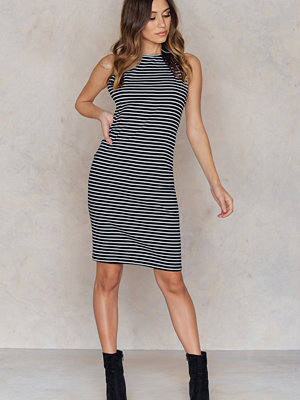 Rut & Circle Aya Stripe Rib Dress