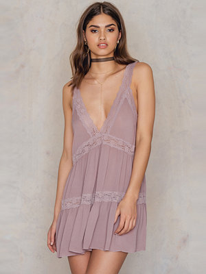 Festklänningar - Free People Look Of Love Slip Dress