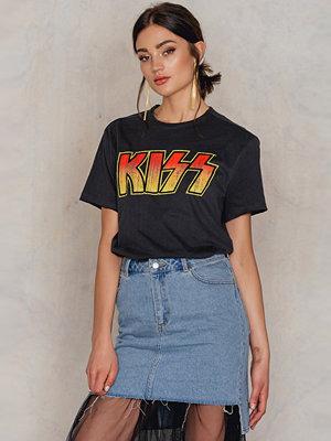 T-shirts - Amplified Kiss Metal Logo T-Shirt