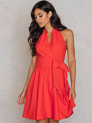 Trendyol Overlap Tie Waist Dress