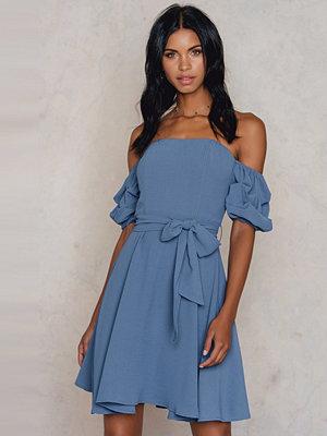 Passion Fusion Off The Shoulder Dress