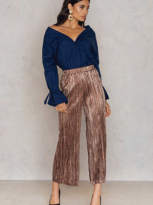 Oh My Love beige byxor Argentine Trousers