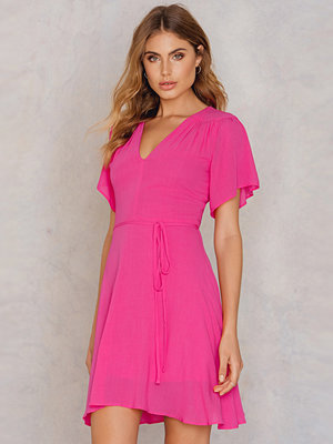 Trendyol Tie Waist Skater Dress
